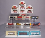 Bachmann N Scale CP, Erie-Lackawanna, PRR, Etc Freight Cars [16] LN/Box