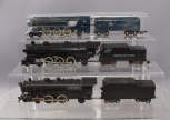 American Flyer S Gauge Postwar Steam Locomotives & Tenders: 350, 282, 302 [3]