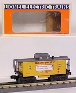 Lionel 6-16581Union Pacific Illuminated Caboose NIB