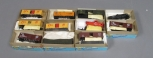 Athearn HO Scale Assorted Freight Cars; 464, 464, 260, 5001, 811, 1605, 5034, 53