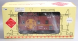 Aristo-Craft 42106 Santa Fe Caboose w/ Metal Wheels EX/Box