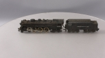 American Flyer K325 S Gauge Postwar New York Central 4-6-4 Steam Locomotive & Te