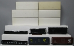 Atlas O Scale Freight Cars: Undecorated, 22094, 4475, 26526 [6] 2-Rail/Box