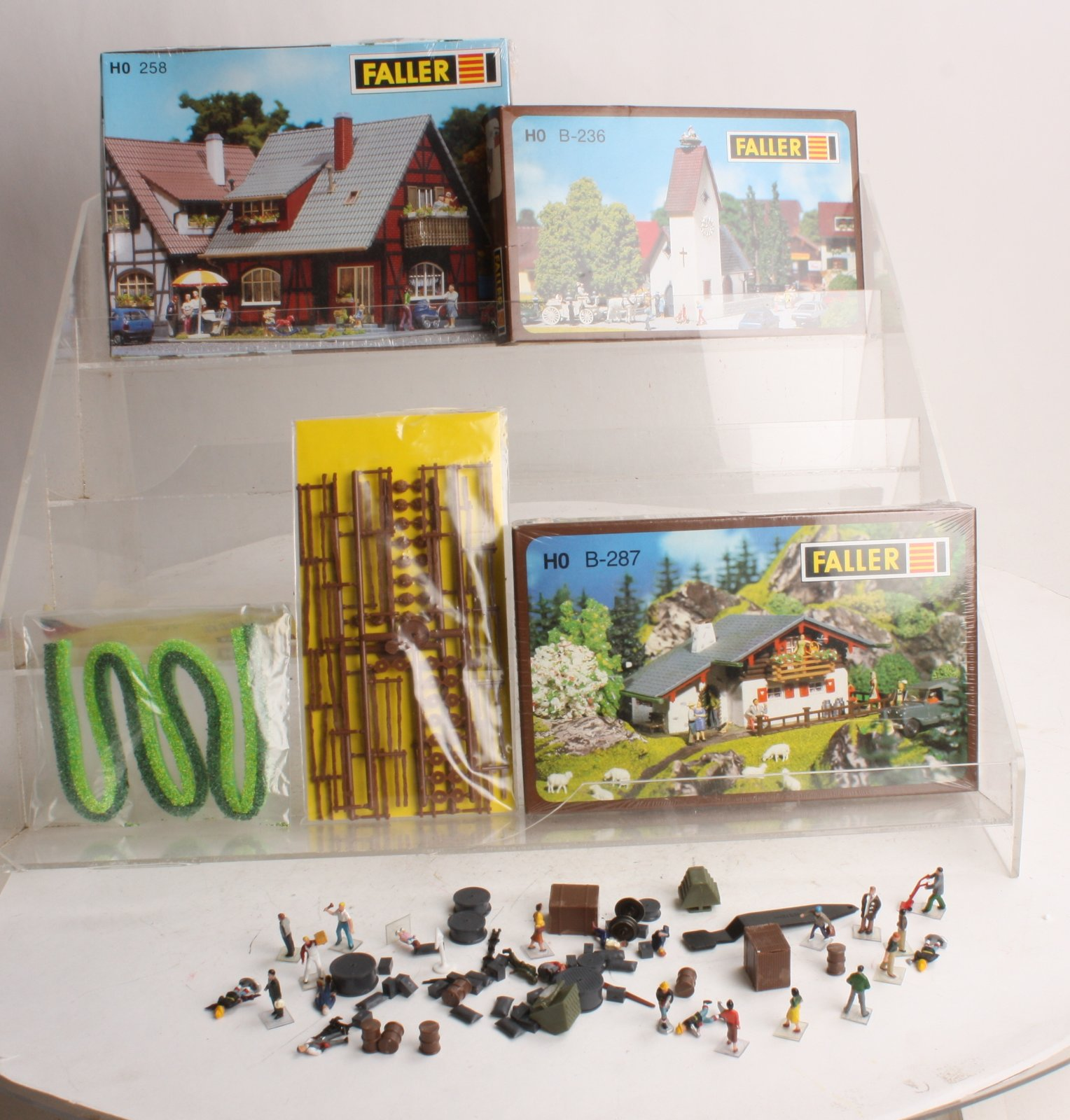 Buy Faller & Noch HO Scale Buildings, Trees, Figures & Accessories