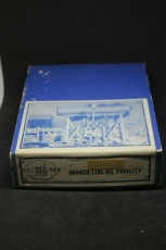 Classic Miniatures 31 HO Scale Branch Line Oil Facility Kit LN/Box