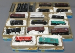 Athearn HO Scale Freight Cars: 5645, 1506, 5444, 1223, Etc (16)/Box