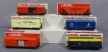 Assorted Lionel MPC Freight Cars: 6-9763, 6-9112, 6-9788, 6-9705, 6-6441 [6] LN