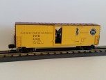 K-Line 6-22146 Up/Pfe Operating Box Car