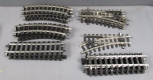 Bachmann G Scale Track: Straight, Curve, LH & RH Manual Switch Turnout [29]