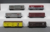 K-Line, Lionel, IDM, and Other O Freight Cars: 90681, 32833, 19827, 9405, 7605,