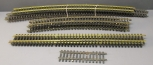 Aristo-Craft G Scale BRASS Euro Straight & Curved Track Sections [15]