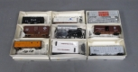 Walthers HO Scale Freight Cars: 932-3708, 932-3053, 932-5099, 932-3301, Etc [9]
