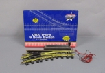 USA Trains R81210 G Scale Left Hand Euro-Style Manual Switch/Box