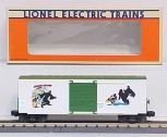 Lionel 6-19262 Perils of Mickey High-Cube Boxcar II NIB
