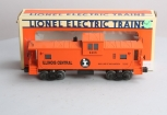 Lionel 6-19716 Illinois Central Extended Vision Caboose NIB