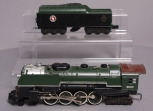 Lionel 6-3100 Great Northern 4-8-4 Steam Locomotive and Tender