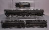Marx O Gauge Postwar Steam Locomotives: 333, 666, Commodore Vanderbilt [5]  Marx