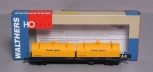 Walthers 905-11228 HO Scale Chessie System Round Hooded Cushion Coil Car LN/Box