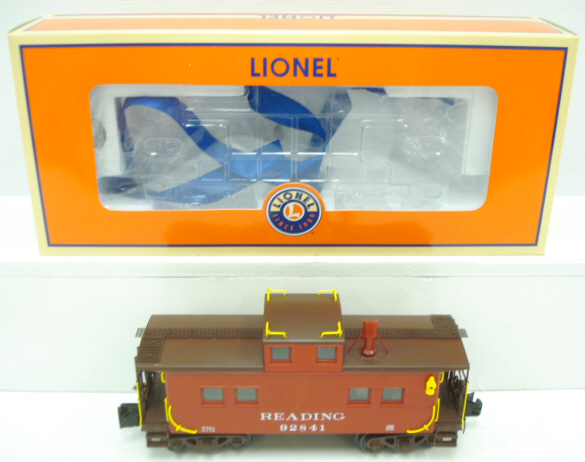 Lionel 6-17682 Reading Northeastern Caboose NIB 023922176820 Lionel 6-17682