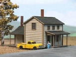 American Model Builders 628 N Two Story Section House Kit LN/Box