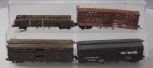 HO Scale Freight Cars, Assembled Kits [4]