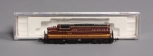 Life Like 7620 N Scale Boston & Maine EMD BL-2 Diesel Locomotive #1550 EX/Box
