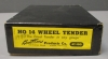 Kemtron Products Co AT-100 HO Scale BRASS 14-Wheel Tender Kit EX/Box