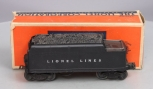 Lionel 2466WX Lionel Lines Whistling Tender/Box