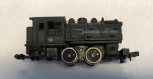 Bachmann B&O 0-4-0 Docksider Steam Locomotive #98 N