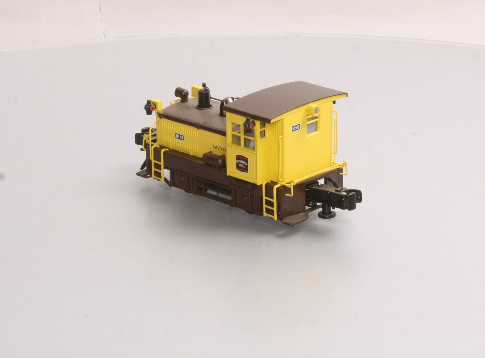 Buy K-Line 18989 Bethlehem Steel Plymouth Switcher EX