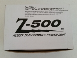 MTH 40-500A 54 Watt AC Z-500 Transformer only