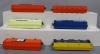 Assorted Lionel MPC Freight Cars: 6-9763, 6-9112, 6-9788, 6-9705, 6-6441 [6] LN  Lionel
