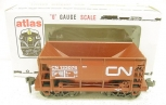 Atlas 6262 Canadian National 70 Ton Ore Car (2-Rail) EX/Box