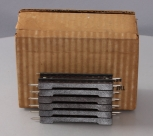 American Flyer HO Scale Vintage 4 Straight Track Sections [12]/Box