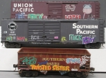 USA Trains G Scale Freight Cars [3]
