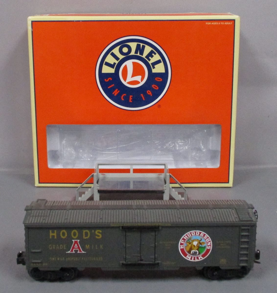 Buy Lionel 6-19894 Hood's Operating Milk Car LN/Box | Trainz