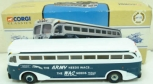 Corgi 98472 Die-Cast Army Coach Bus NIB