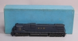 Alco Models D-104 HO Scale BRASS C&O C-630 Low Hood Diesel #7028 EX/Box