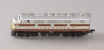 American Flyer HO-456 Lackawanna F3 Powered Diesel