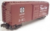 MTH 20-9303 Santa Fe Super Chief Boxcar LN/Box 658081007571 MTH 20-9303