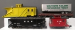 Assorted G Scale Freight Cars [4]