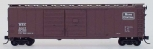 InterMountain 65609-14 N Scale Maine Central AAR Standard 50' Double Door Boxcar