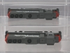 Athearn HO Southern Pacific GP40 4708 Power and 4728 Dummy Diesel Locomotive [2]  Athearn