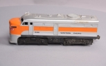 Lionel 6-8361 Western Pacific Powered Alco A Unit
