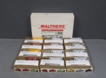 Walthers HO Scale 37' Cement Covered Hopper 12-Pack LN/Box