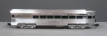 Aristo-Craft 32405 AT&SF 1394 Streamlined Observation Car - Metal Wheels