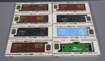 Atlas O Scale Assorted Freight Cars [8] (2-Rail)/Box