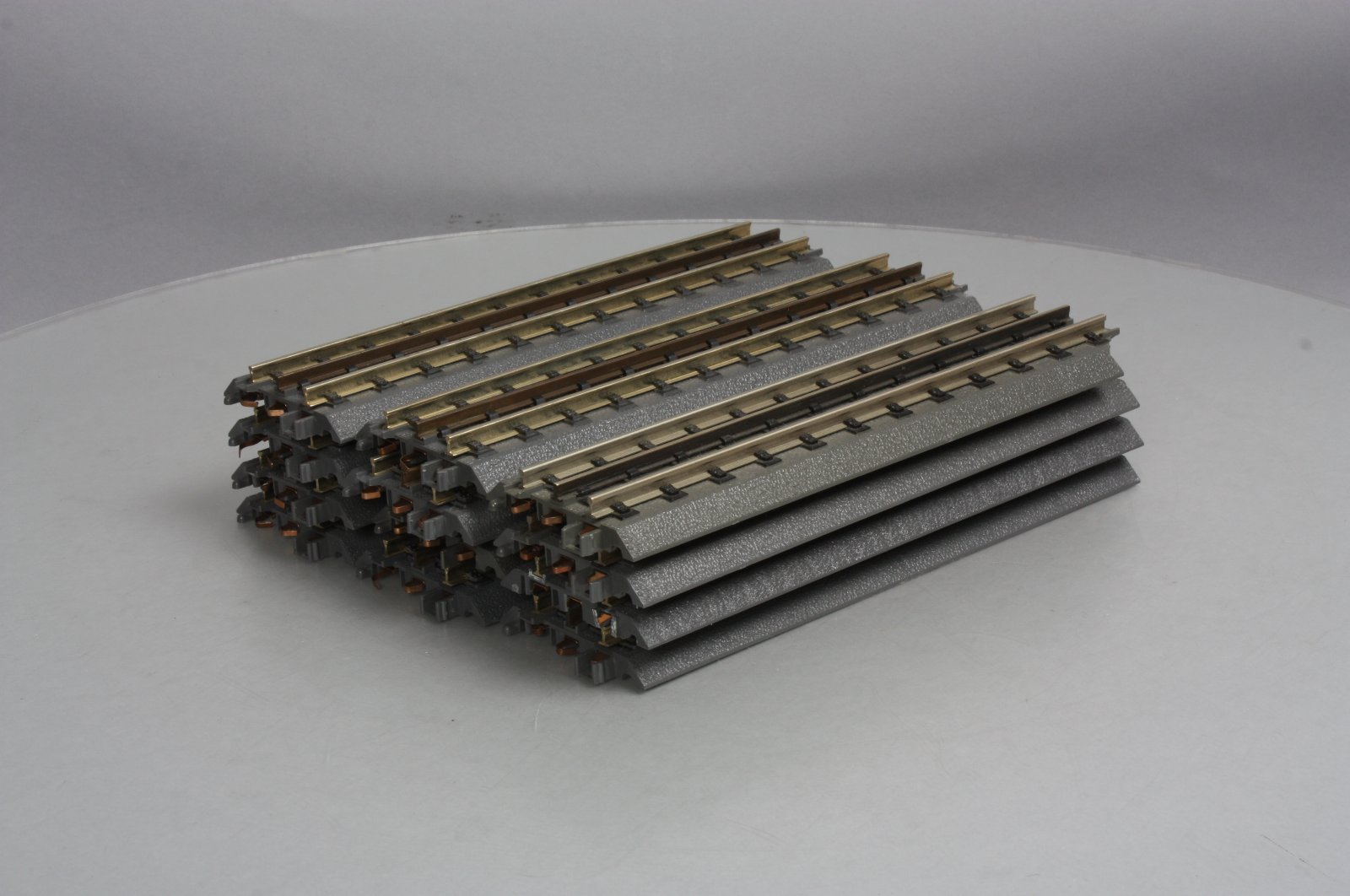Buy MTH 40-1001 RealTrax 10 Straight Track (Solid Rails) (12
