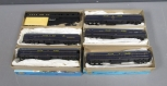 Athearn HO Scale Assorted Customized L&N & Undecorated Passenger Cars [6]/Box