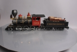 LGB 24182 Queen Mary New York Central Locomotive & Tender w/Sound